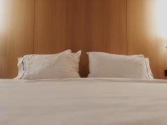 luxury in Malaga! My hotel room at the AC Hotel Malaga Palacio