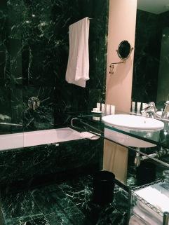 #bathroomgoals at the AC Hotel Malaga Palacio