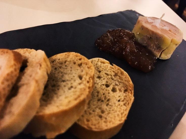 foie gras taberna uvedoble